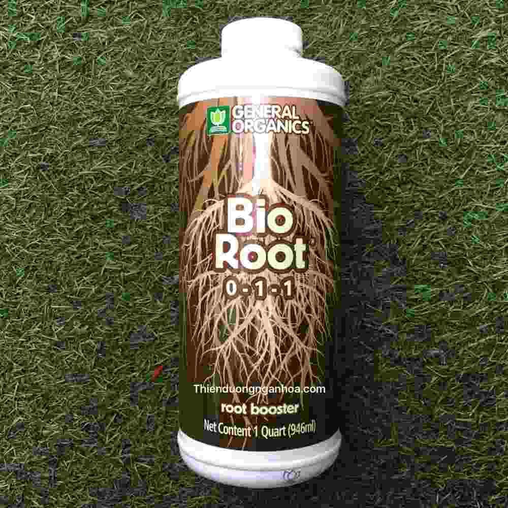 Kích Rễ Bio Root 0-1-1, Bán General Organics Bio Root 0-1-1